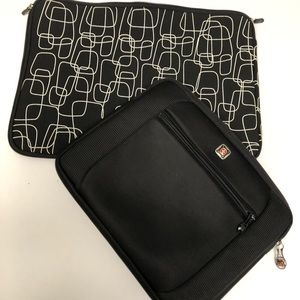iPad and laptop case